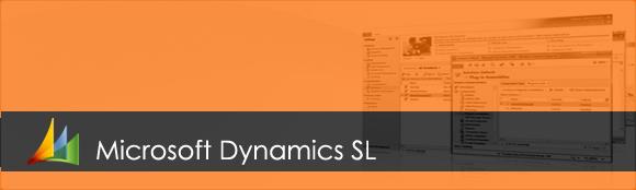 Microsoft Dynamics SL