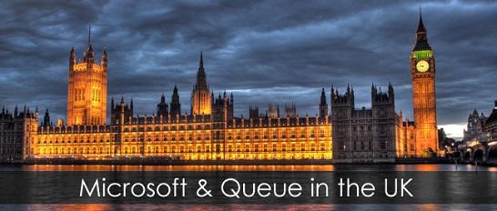 Microsoft Dynamics London UK