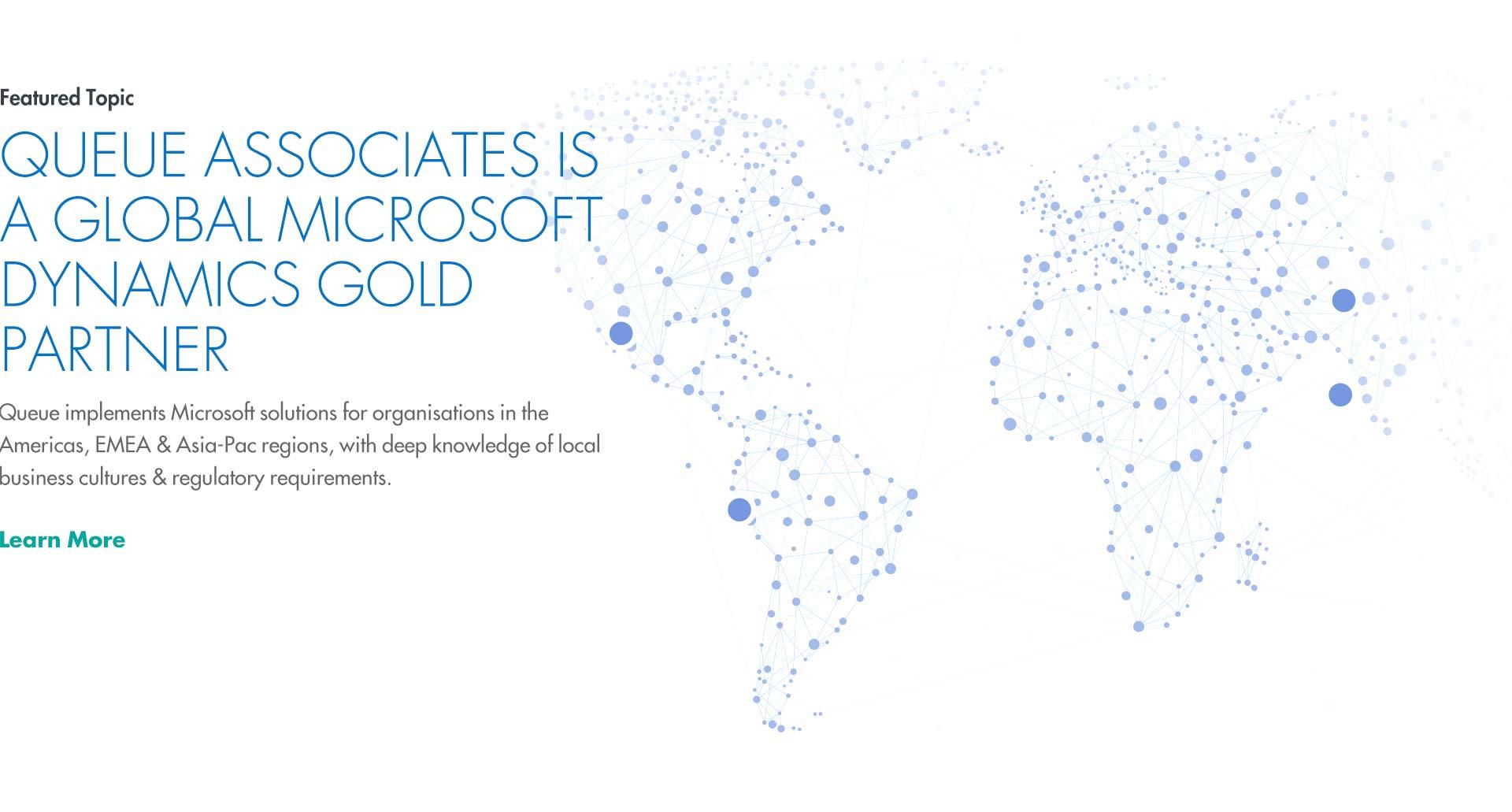 Microsoft dynamics gold partner microsoft gold partner erp follow queue associates on twitter xflitez Images