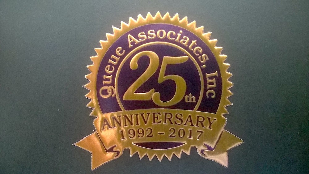 Queue Associates – Supporting Clients for 25 Years!