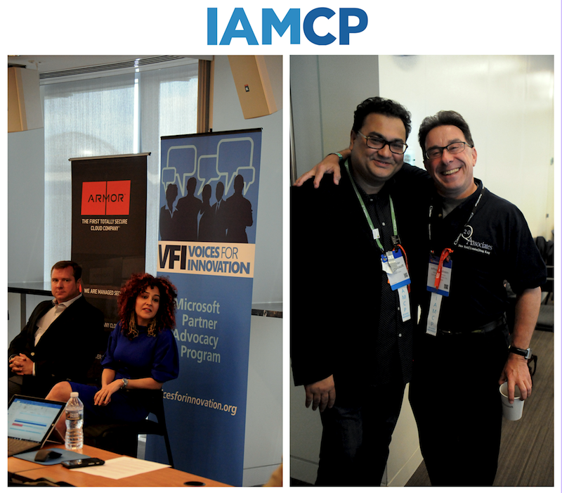 IAMCP and VFI Executive Roundtable Images – MSInspire2017, Washington, D.C., July 2017