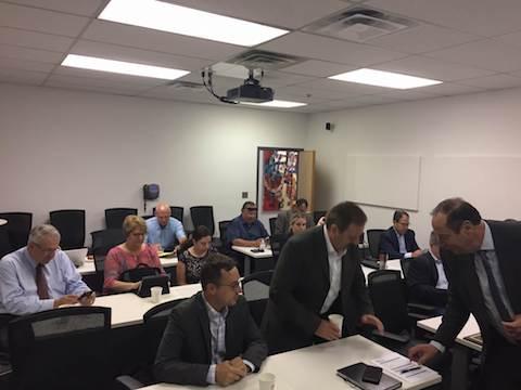 THUMBNAIL_Congressman-Josh-Gottheimer_IAMCP-NJ-Meeting_NJ-Chapter-Partner-of-the-Year-2017_Award-Presentation_07202017_SlickData_Queue-Associates_Microsoft-Gold-Dynamics-Partner_006