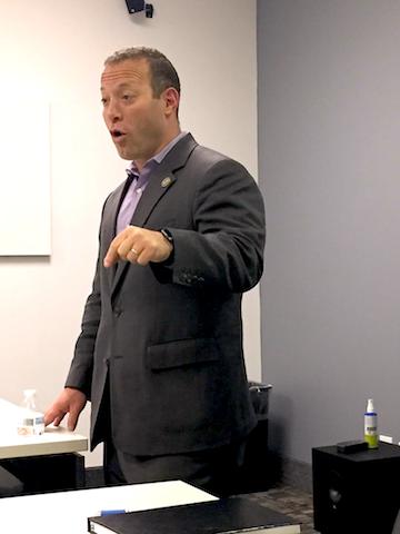 THUMBNAIL_Congressman-Josh-Gottheimer_IAMCP-NJ-Meeting_NJ-Chapter-Partner-of-the-Year-2017_Award-Presentation_07202017_SlickData_Queue-Associates_Microsoft-Gold-Dynamics-Partner_021
